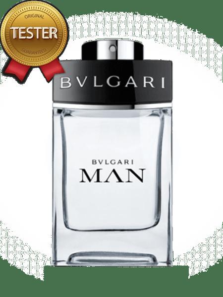 Bvlgari Man EDT 100мл - Тестер за мъже